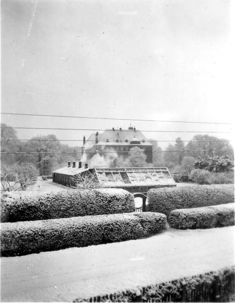 Vemmetofte Kloster 1952