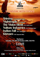 Labyrinthic Metal Evening