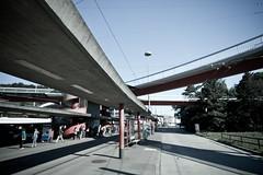 Urban Views #1 (yago1.com) Tags: urban architecture schweiz stadt zuerich 2009 mimoa bucheggplatz eos7d yago1
