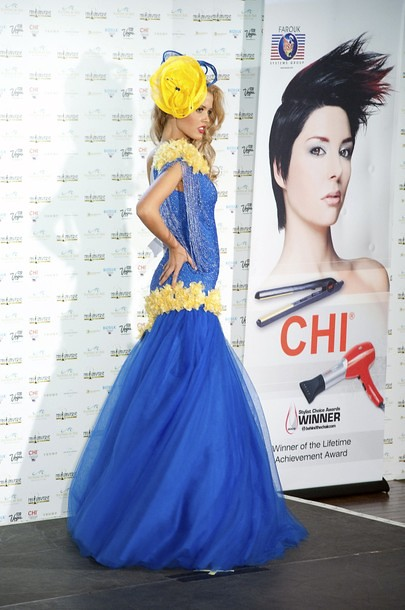 National Costume of Miss Sweden