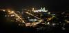 Ouro Preto at Night (MichaelScotch) Tags: brazil church night minas gerais colonial churches preto mining ouro whbrasil