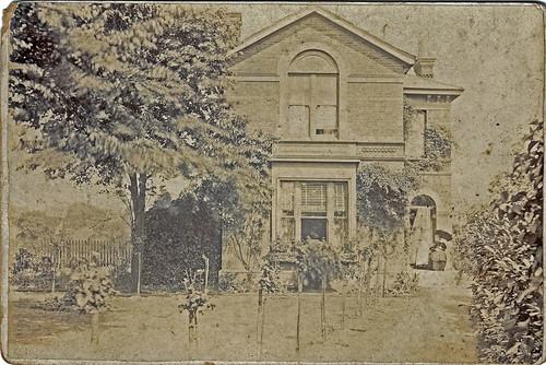Unidentified house (United Kingdom)