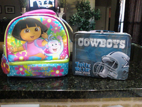 Lunch Boxes for Chey