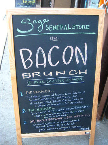 Bacon Brunch