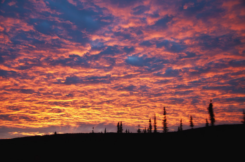 Fairbanks Sunset