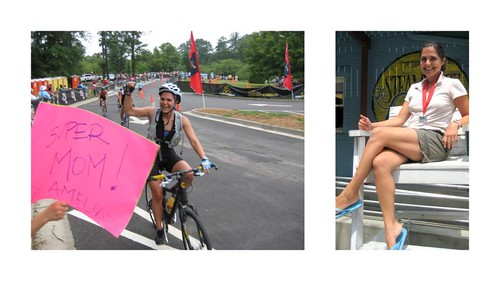 my 1st triathlon: August 21 2010