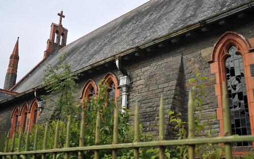 St Matthews Church, Pontypridd
