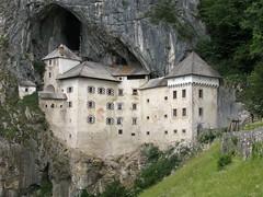 Predjamski Grad (1) (marc_vie) Tags: slovenia cave slowenien grad castel burg grotte höhle slovénie slovinsko predjama lueg höhlenburg predjamski lueghi
