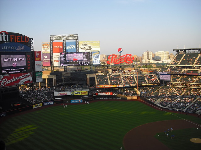 Citi Field #4, by MacDara on Flickr.