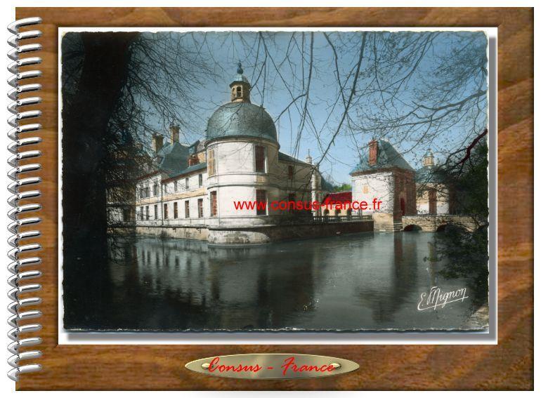5093 - TANLAY Le Château