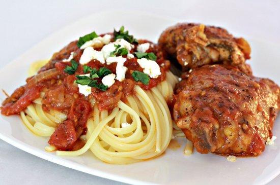 Tomato & Butter Sauce