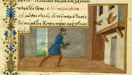 Luscinia et Vespertilio