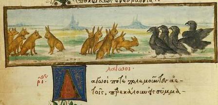 Lepores et Vulpes