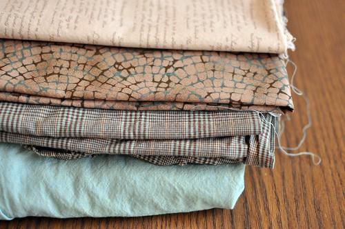 Karyn's Amish Bars Fabrics