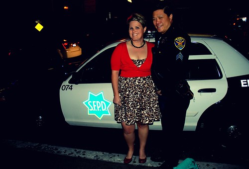 San Francisco PD and Me