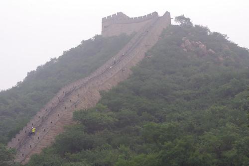 0259 LA GRAN MURALLA CHINA, BANDALING