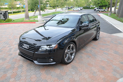 2011 Audi A4 K2 Black Edition. 9 photos