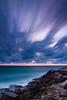Case de noite en Barrika (David GP) Tags: ocean sea costa coast mar polarizer euskadi rocas paísvasco océano cantabrico rochas barrika cantabric heliopan pa'svasco playapraia ocžano leeholder