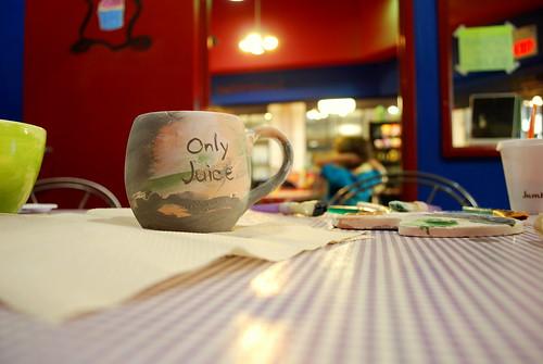 elliott's cup
