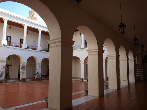Córdoba: Patio del Cabildo