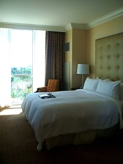 Our Room at the Signature at MGM Grand in Las Vegas