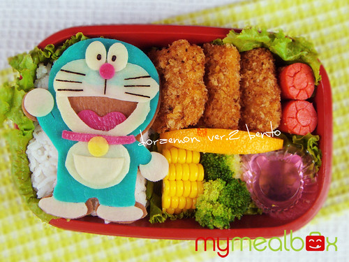 Doraemon ver.2 bento
