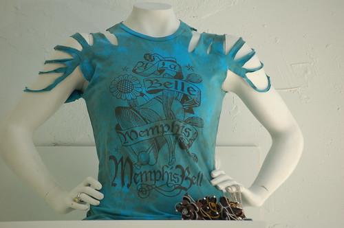 Memphis Belle Shirt, Sache, Memphis