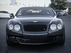 D B M on 2005 Bentley Continental Gt Grille