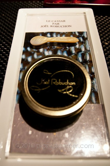 L'Atelier de Joel Robuchon, London 02