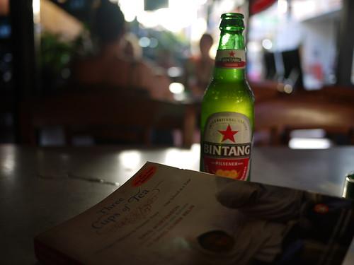 beer bintang bali