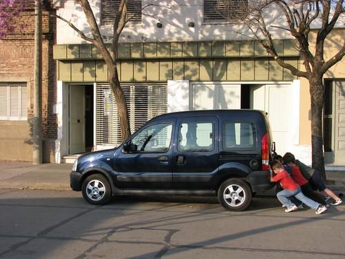 Auto nuevo nuevos problemas
