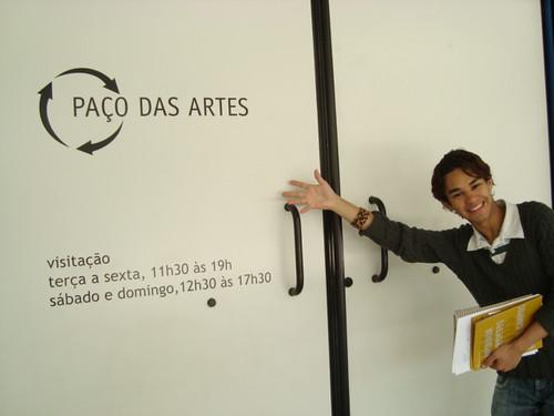 USP - Paço das art4es