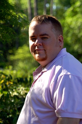 Michael Posing for Pictures at Duke Gardens http://flic.kr/p/8wt4Xx