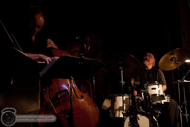 Joshua White Quartet at Dizzys 82610 © Michael Klayman-008