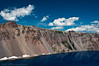 Rim of the Deep Blue Lake, Crater Lake (Nick Chill Photography) Tags: cliff lake skyline oregon photography volcano nikon image stock explore caldera rim craterlakenationalpark d300s nickchill deepbluelake