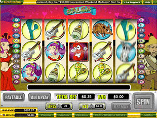 Salsa slot game online review