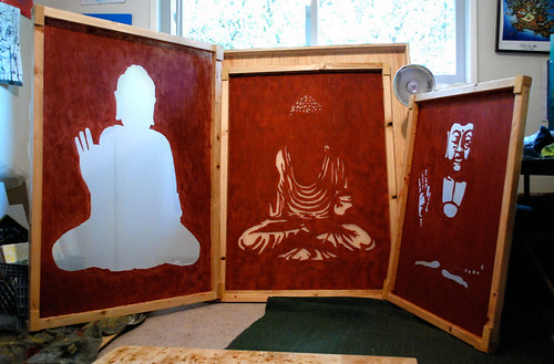 buddha screens