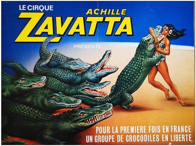 cirque ACHILLE ZAVATTA