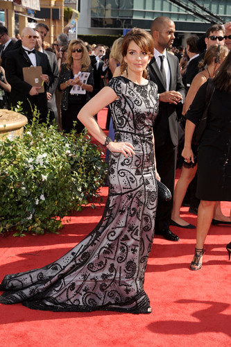 Tina Fey at the at the 62nd Primetime Emmy Awards