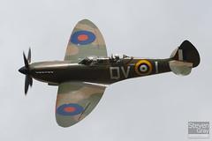 G-CCCA - CBAF.9590 - Private - Supermarine 509 Spitfire T9C - Little Gransden - 100829 - Steven Gray - IMG_3405