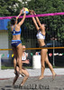 Charleen Cruz vs. Angela Benting (arnold_cruz) Tags: beach volleyball uaap