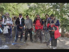K2 Trek People and Places - Abhi Abhi Howa Yaqeen (rizwanbuttar) Tags: pakistan camp people trek la peak places k2 karakoram broad base abhi rizwan gondogoro howa buttar yaqeen