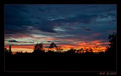 Last Day Of August (Mateja Bolti) Tags: sunset summer nature colours warmth croatia august zagreb grad priroda hrvatska mateja zalazak sunca kolovoz sunce teica bolti ivani boltis
