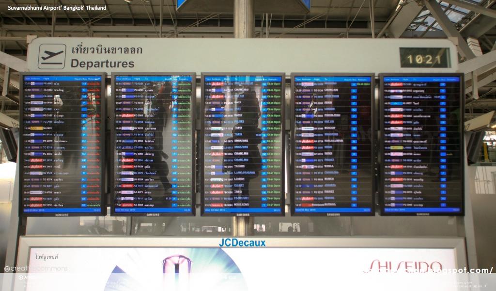 Suvarnabhumi Airport 03