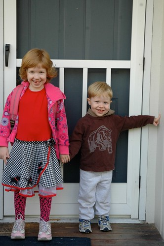 First Day of School, 2010