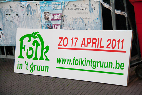 Folk in 't Gruun