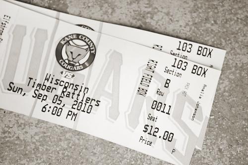 T- Tickets