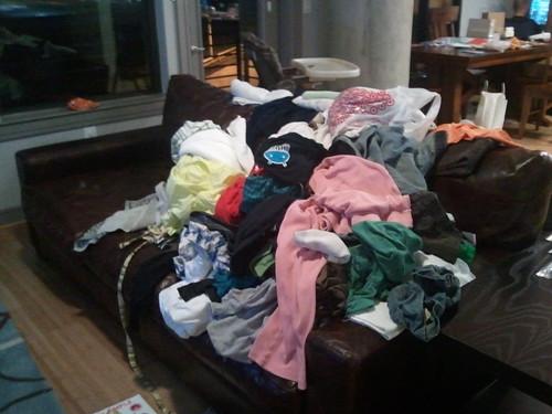 Dear laundry,