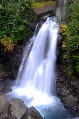 Lady Falls (Hysazu) Tags: nikon bc britishcolumbia vancouverisland goldriver d90 ladyfalls