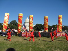 12th Chinese Cultural Festival (omeiwushu) Tags: festival kids washingtondc dc chinese performance martialarts karate staff capitol kungfu sword wushu cultural omei